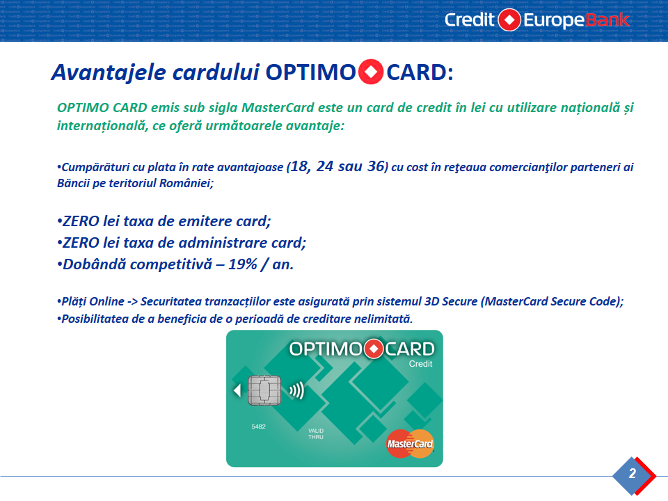 Oferta financiara_OPTIMO CARD_RO